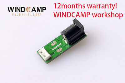 WINDCAMP Charger Adapter Board for WLB-817S LIPO battery (YAESU FT-817 FT-818)