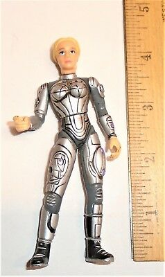 Trendmasters ACTION FIGURE 1998 Lost in Space    Cryo-Suit Dr Judy Robinson
