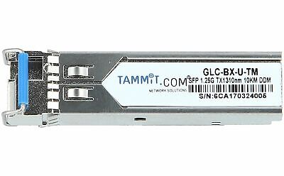 CISCO - GLC-BX-U - 1000BASE-BX10-U / 10km - Transceiver compatible