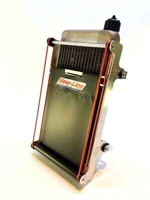 New Line Kart Radiator Blind For Iame X30 - Next Karting