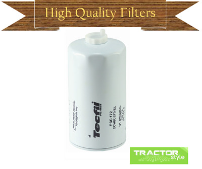 p553203 donaldson fuel filter, w s spin on twist\u0026drain (racor s3203