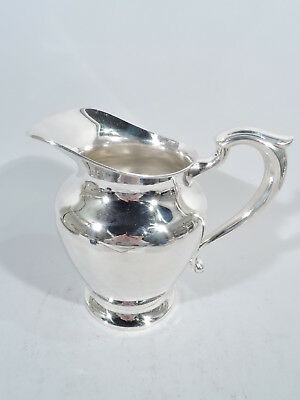 Cartier Water Pitcher - X765 - Reed & Barton - American Sterling Silver - 1945