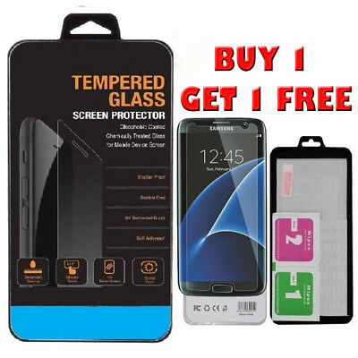 100% Gorilla Tempered Glass Film Screen Protector For Samsung Galaxy S9 2018