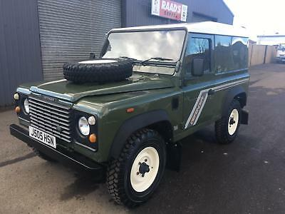 Land Rover Defender 90 Re Listed Without Reserve 163
