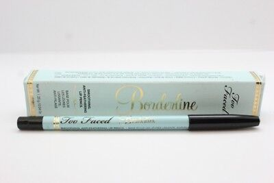 Too Faced Borderline Smoothing Anti-Feathering Lip Pencil, .04 Ounce (NIB)