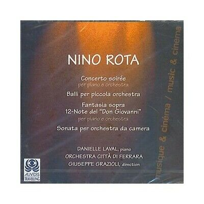 Rota: Musique and Cinema Collection -  CD EEVG The Cheap Fast Free Post The