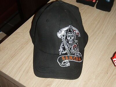 Casquette Sons of Anarchy Samcro collection