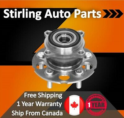 2011 For Chevrolet Silverado 2500 HD Front Wheel Bearing and Hub Assembly x1 SRW