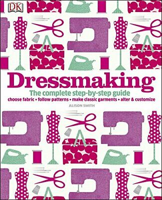 Dressmaking by Alison Smith Book The Cheap Fast Free Post
