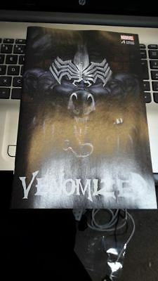 NM Venomized #1 1:25 Dellotto Variant Cover Comic