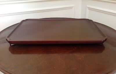 Colonial Williamsburg Queen Anne Mahogany Tray CW125