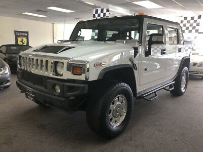 2005 Hummer H2  sut free shipping warranty clean 4x4 luxury off road finance cheap rare loaded