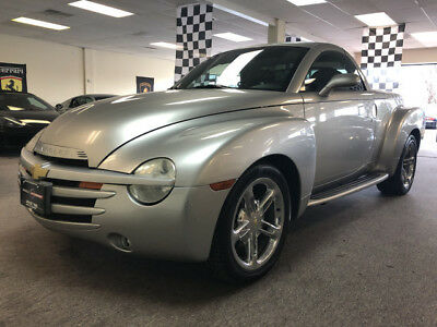 2005 Chevrolet SSR  low mile stick shift free shipping warranty manual cheap collector finance vette