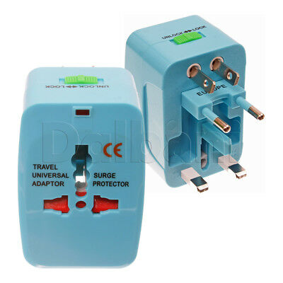 Universal Travel AC Power Charger Adapter Plug Converter