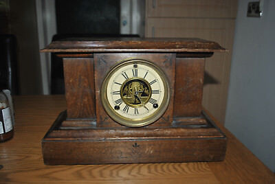 Terry Clock Co Pittsfield Mantle clock Spares
