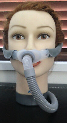 Resmed Swift FX complete CPAP mask new with strap for sleep apnea free Post