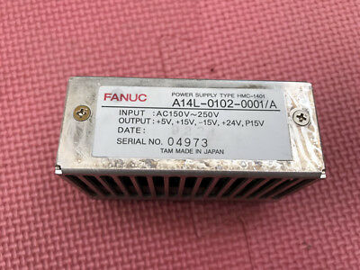 1PC Used FANUC Power Supply A14L-0102-0001/A