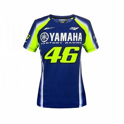 VR46 Official Valentino Rossi 2018 Dual Yamaha Womans T'Shirt  - YDWTS 314309