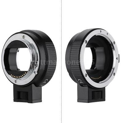 Auto Focus AF Lens Adapter Ring for Canon EF EFS to SONY E NEX 3 5N A6000 A7 A7R