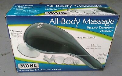 Wahl All Body Therapeutic Massager