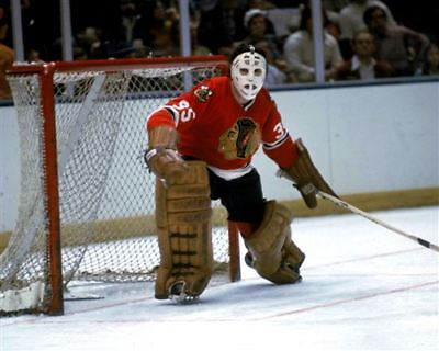Tony Esposito Chicago Blackhawks 8x10 Photo
