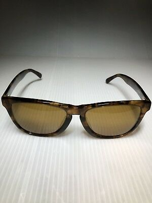 44c8a3a827a2 Oakley FROGSKINS LX 56–16 Turquoise w Bronze Polarized OO2039-05 NPI 150