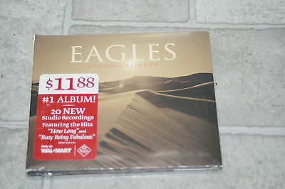 Eagles - Long Road Out Of Eden 2 Disc CD Set New Sealed