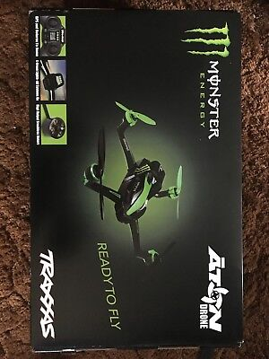 MONSTER ENERGY TRAXXAS aton drone/ Model 7908/comes with GoPro mount