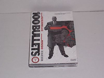 100 Bullets Deluxe 1 Hardcover. New & Sealed