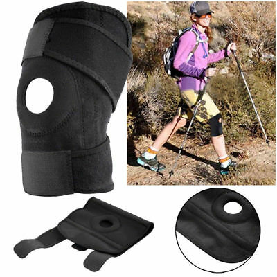 Hot Adjustable Strap Elastic Patella Sport Gym Support Brace Neoprene Knee Belt