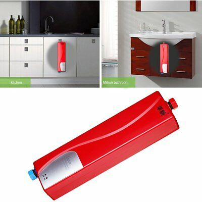 Universal Instant Heating Kitchen Po 3000W Electric High Power Water Heater XP