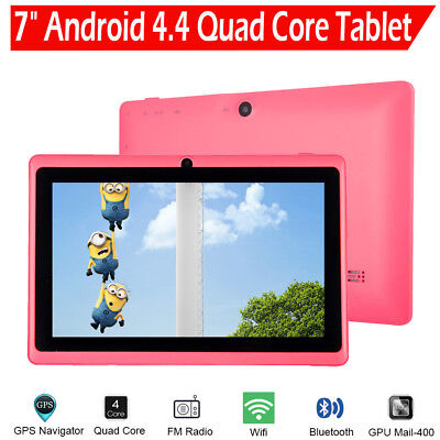"""7"""" INCH ANDROID TABLET Dual Camera 8G+512MB Quad CORE WiFi AU STOCK"""