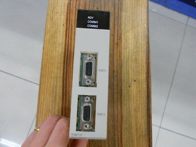 1PC USED Omron PLC Module CS1W-SCB21-V1