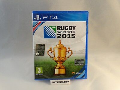 Rugby World Cup 2015 Sony Playstation 4 Ps4 Pal Eur Ita Italiano Nuovo Sigillato