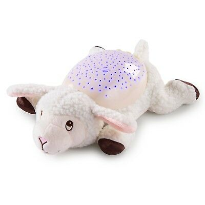 Laura Lamb Infant Slumber Buddies Projection Soother Melodies Meditation Songs