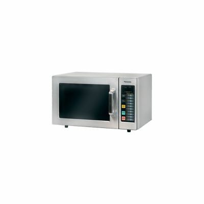 Panasonic NE-1064F Stainless Steel Commercial Microwave Oven