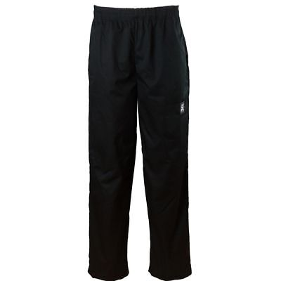 Chef Revival P020BK-2X Black 2X-Large Baggy Chef Pants