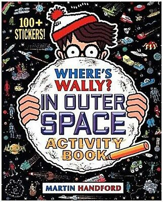 Where's Wally? - In Outer Space Martin Handford