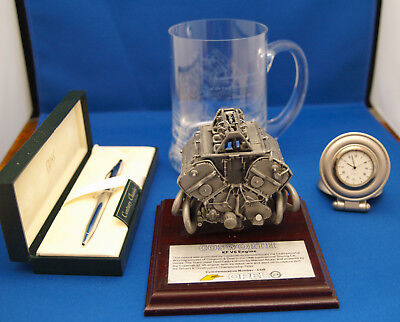 Cosworth Motor Sport Memorabilia Items