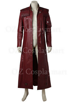 Guardians of the Galaxy Vol. 2 Star Lord Peter Outfit Cosplay Costume Set