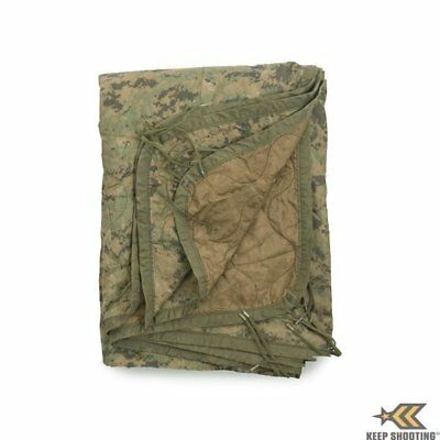US Military Wet Weather Poncho Liner - Marpat