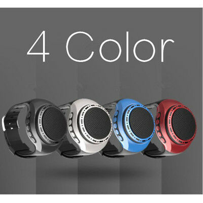 U6 Sport Wearable Device Smart Bluetooth Watch Speaker Wireless Stereo Subwoofer