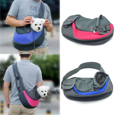 Pet Carrier Purse Small Dog Cat Comfort Travel Tote Shoulder Bag Sling Backpack