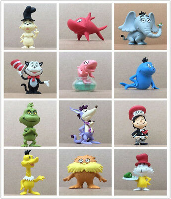 Funko Mystery Minis Dr.Seuss 1/12 Figure Select