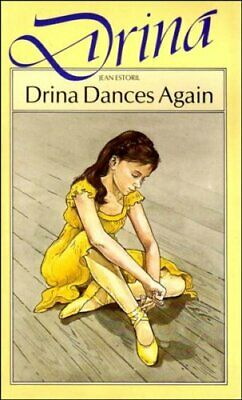 Drina Dances Again by Estoril, Jean Paperback Book The Cheap Fast Free Post