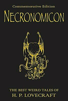 Necronomicon: The Best Weird Tales of H.P. Lovecr... by Lovecraft, H.P. Hardback