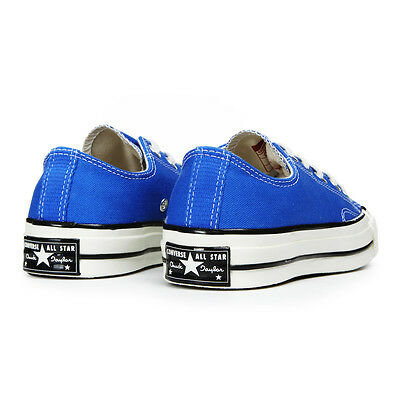80bfb1eeac5 Converse Chuck Taylor All Star Low 1970s Imperial Blue First String 162061C