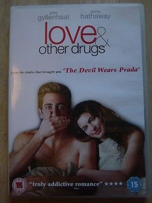 Love And Other Drugs (DVD, 2012). Jake Gyllenhaal. Anne Hathaway. FREE P & P.