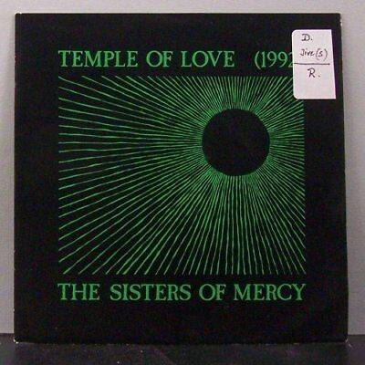 "(o) Sisters Of Mercy - Temple Of Love 1992 (7"" Single)"