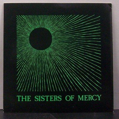 "(o) Sisters Of Mercy - Temple Of Love (7"" Single, France)"